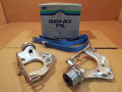 """Still Shopwear New-Old-Stock Shimano Dura-Ace AX /""""Dyna Drive/"""" Pedals...Boxed"""