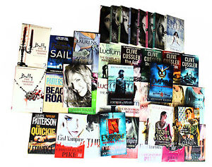 Wholesale Job Lot Of 100 Fiction Crime Books Best Selling Brand New Free P P Ebay