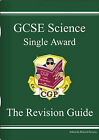 GCSE Single Award Science: Revision Guide by Richard Parsons (Paperback, 2002)