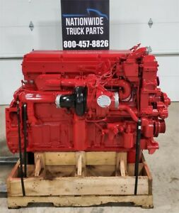 2009-Cummins-ISX-Engine-Assembly-CPL-2732
