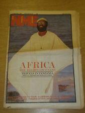 NME 1982 SEP 11 AFRICA STRANGLERS DAVID JENSEN