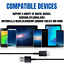 miniature 8 - Wholesale Lot USB C Type C Cable Fast Charger For Samsung S8 S9 S10 Note 10 Bulk
