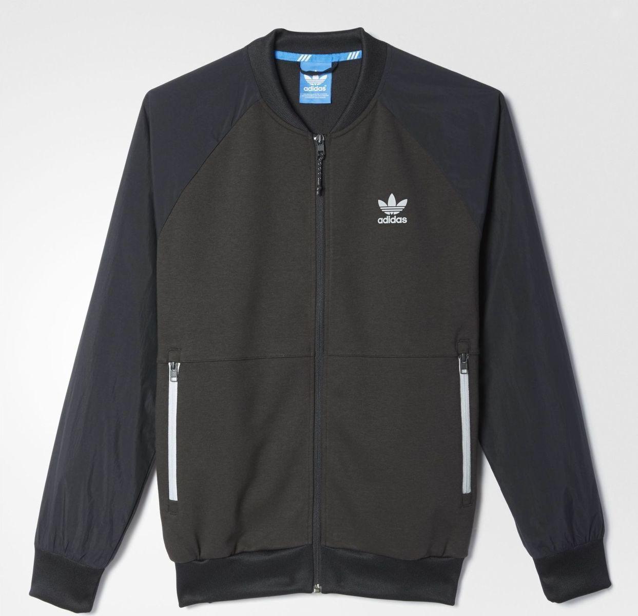 Adidas Originals Mens Sport Luxe Σκουλαρίκια Μαύρο AY8414 XS, S, M, XL
