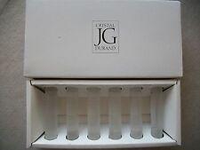 Cristal d'arques 6 Portes ou reposes couteaux (JGD)Modèle strech Neuf