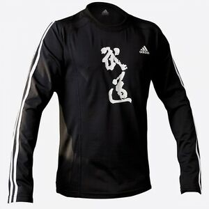 Arts Athletic Neck Martial Spirit Crew New Shirt Budo Fit Adidas hdtrsCQ