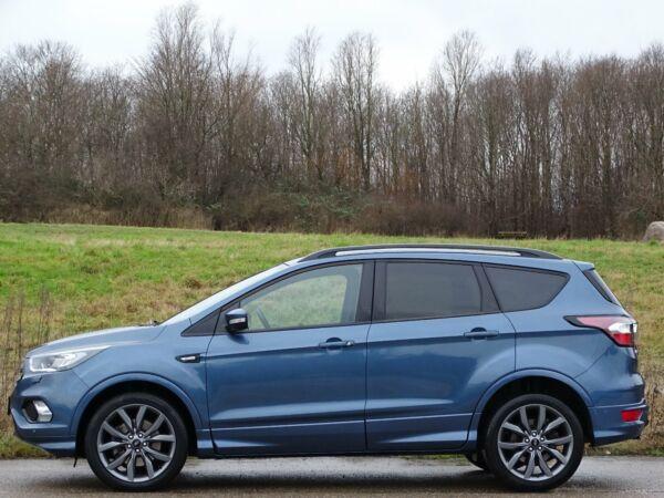 Ford Kuga 2,0 EcoBlue ST-Line aut. - billede 2