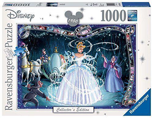 Ravensburger Disney Collectors Edition Cinderella 1000pc Jigsaw Puzzle Christmas