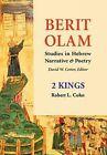 Berit Olam by Robert L. Cohn (Hardback, 2000)