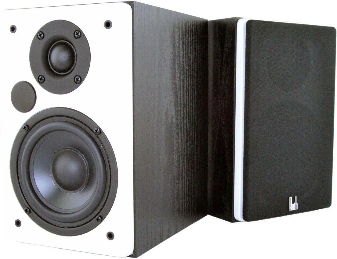 redh Audio VA4 Active Speakers - WHITE Powered Compact blueetooth 4 Loudspeakers