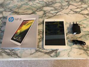 """HP 8 1401 Tablet7.85"""" 19,9cm 16GB Emmc 1GB DDR3 1 GHz AllWinner A31S Quad-core"""