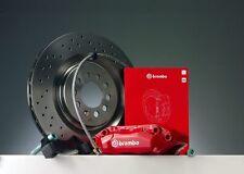 Brembo GT Bremsanlage Audi TT 8N mit 323x28mm Scheiben