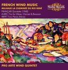 French Wind Music (jewl) 0710357709227 by Pro Arte Wind Quintet CD