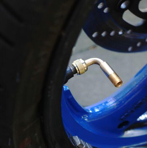 Angle valve 90 ° vanne valve prolongation BMW r850 r1100 r1150 r1200r