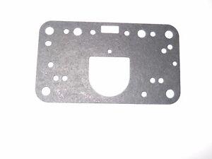 Holley Blue N//Stick Fuel Bowl Five Pack Metering Blk /& Separator Plate Gasket