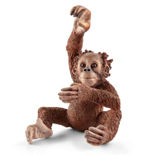 NIP AAA 55024 Gibbon Wild Ape Animal Toy Model Figurine Replica
