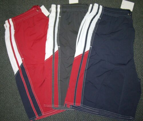 Farben NEU Herren Bermuda kurze Hose Shorts Schwimmshorts Sporthose versch