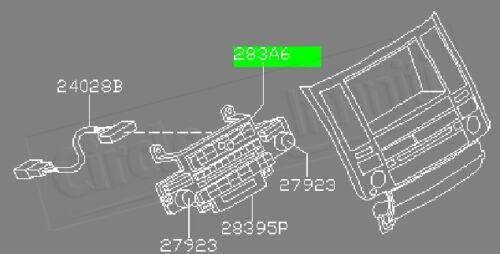 New OEM Infiniti FX35 FX45 Navigation Button Control Knob 2003-2008
