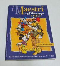 I maestri Disney Oro . speciale Massimo De Vita