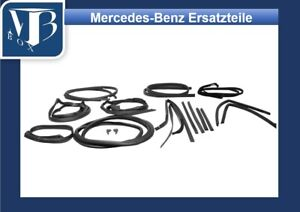 P113-Mercedes-W107-R107-560SL-Gasket-Set-17-Piece