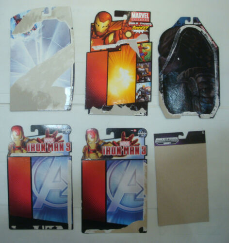 Action- & Spielfiguren SBS Marvel Los Comic Feile Karte Zubehör action Figur Hasbro toy biz iron man