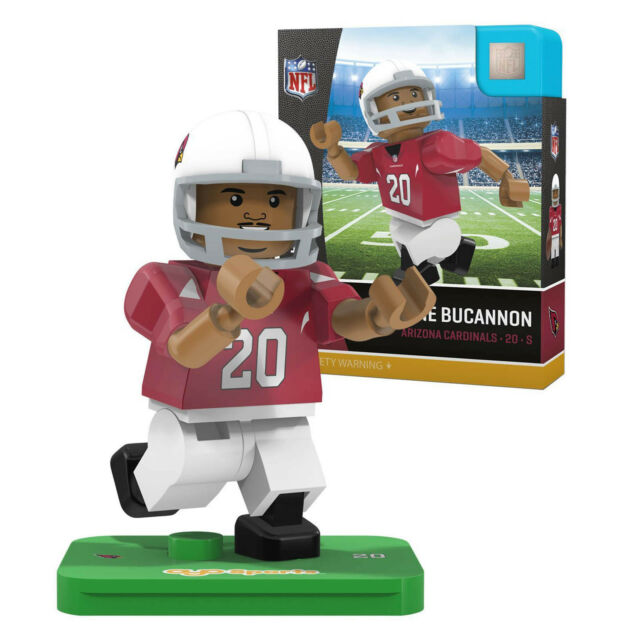 Barry Sanders Detroit Lions OYO Sports Toys NFL G4 Gen 4 Mini Figure Minifigure