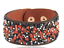New-Women-Natural-Stone-Wrap-Leather-Bracelets thumbnail 18