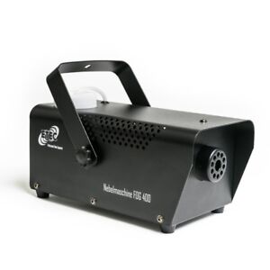 Dettagli su Etec Nebbia 400 Nebulizzatore 400W Party Fumo Effetto Club on