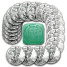 2017 1 oz Silver American Eagle Coins (Lot of 20)