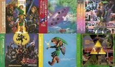 The Legend of Zelda Ocarina Of Time Original Soundtrack set of 7 CD Miya Records