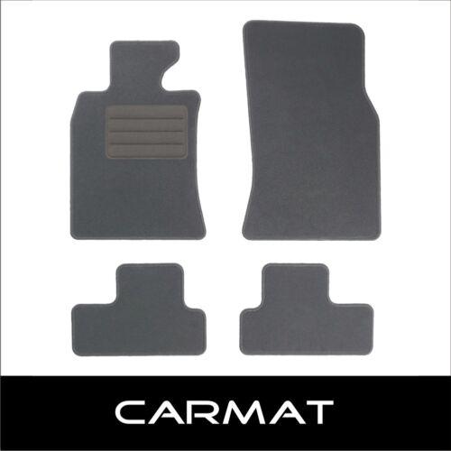 Mini R56 Bj 2006-2013 GRAU Fussmatten Autoteppiche