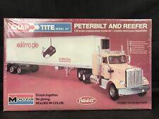 AMT 1170 48 foot Reefer Semi Trailer plastic model kit 1//24