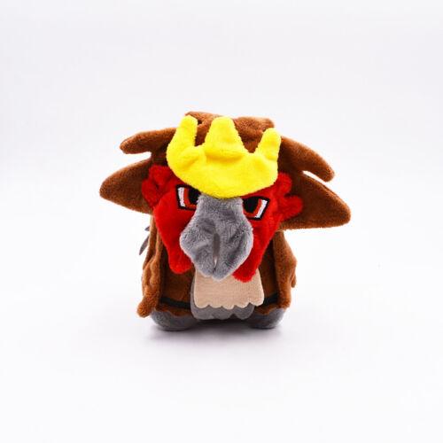 Pokemon Suicune Entei Raikou Plush Toy  Soft Stuffed Animal Dolls