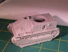 Milicast BB197  1/76 Resin British Vickers Medium Mk IICS Tank
