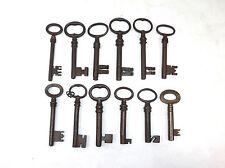 Posten alte Schlüssel 18 - 20 Jh. Bartschlüssel
