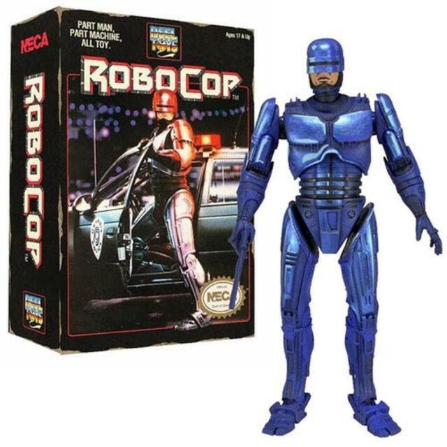 Robocop vs terminator neca Robocop Lance-Flamme Action Figure