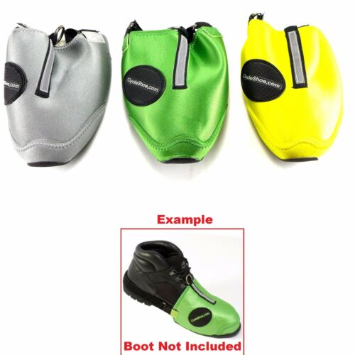 Cycle Shoe Boot Protector Cover Motorcycle Shifter Shift Large Yamaha