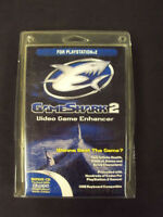 2001 Gameshark 2 V1.1 By Interact For Sony Playstation 2 Ps2 Rare Sealed