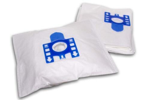 10x Sacchetto per aspirapolvere Micro tessuto non tessuto per Miele FJM oro metallizzato Power Gala