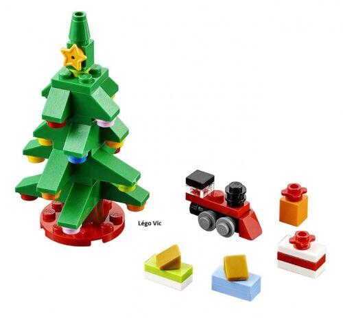 Lego 30286 Creator Christmas Tree Sapin de Noel MOC complet de 2015 C266