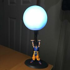Dragonball Son GOKU USB spirit Bomb light lamp Figure Model Frieza Saga