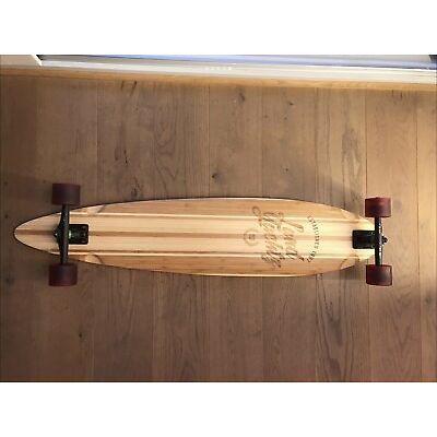 Longboard Bambus Landyachtz - Komplett
