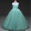 US-STOCK-Flower-Girl-Dress-Princess-Formal-Graduation-Bridesmaid-Gown-O99 thumbnail 10