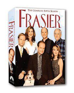 Brand-New-DVD-Frasier-Complete-Fifth-Season-Kelsey-Grammar-David-Hyde-Pierce