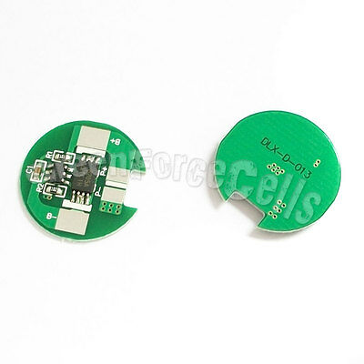 1 pc PCB Protection Circuit Board for 3.6V 18650 Li-ion Lithium Battery Cell