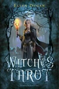 Witches-Tarot-Deck-amp-Book-Instructions-Set-by-Ellen-Dugan-amp-Mark-Evans-BRAND-NEW