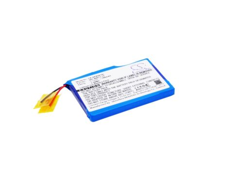 700mAh Battery For Garmin Foretrex 101 Foretrex 201