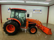 Kubota L3240 Hst With Cab Ac And Heat 3 Point Arms Pin On Bucket