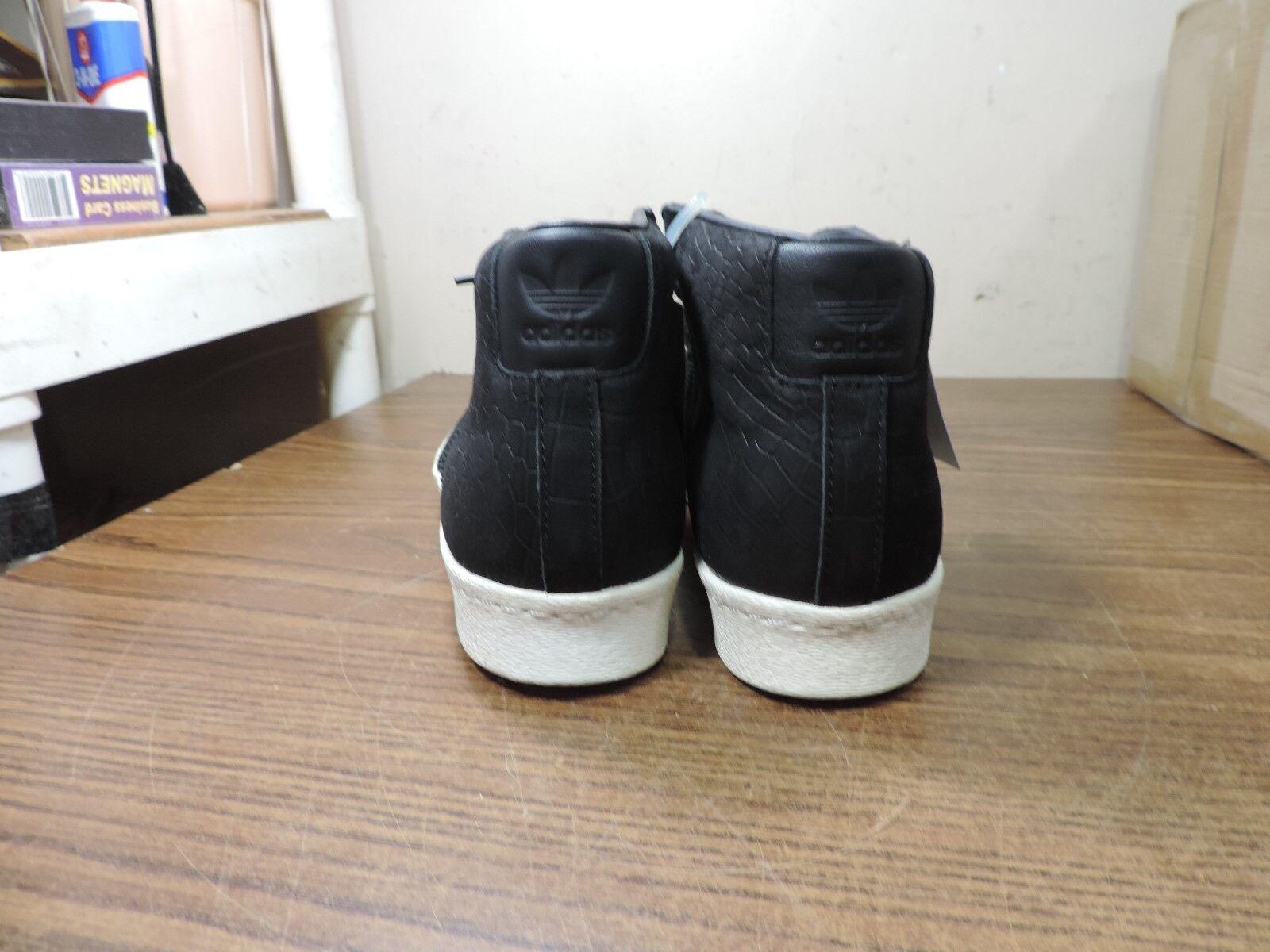 Adidas Originals Pro Pro Pro Model Metal Toe Women's Trainers Black gold US 9 3731b8
