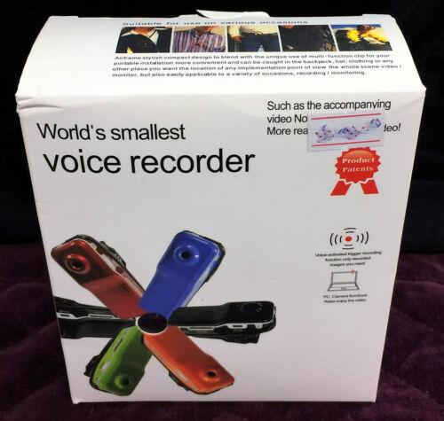 Mini Dv  Voice Recorder