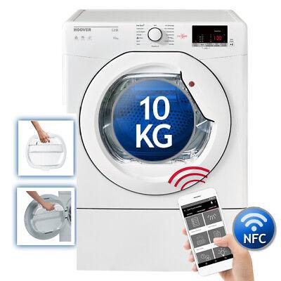 HOOVER  Wäschetrockner 10kg  GHL C10DE-84 Kondenstrockner EEK:B